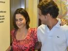 Guilhermina Guinle e mais famosas assistem a aula de Jorge Mautner