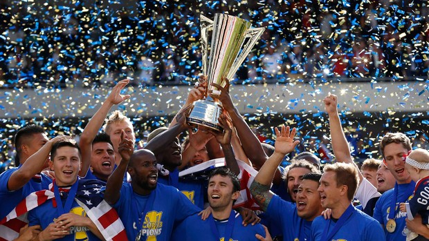 EUA Copa Ouro (Foto: Reuters)