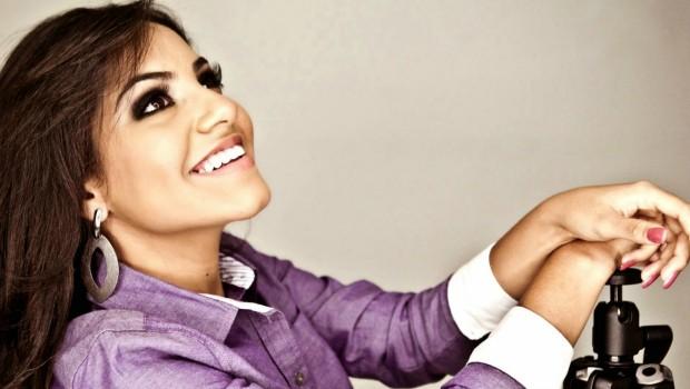 """Gabriela Rocha é conhecida por sucessos como """"Creio Que Tu És a Cura"""" e """"Aleluia"""" (Foto: Divulgação)"""