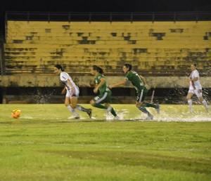 Estrela Real na partida contra o Rio Preto em 2014 (Foto: Divulgação)