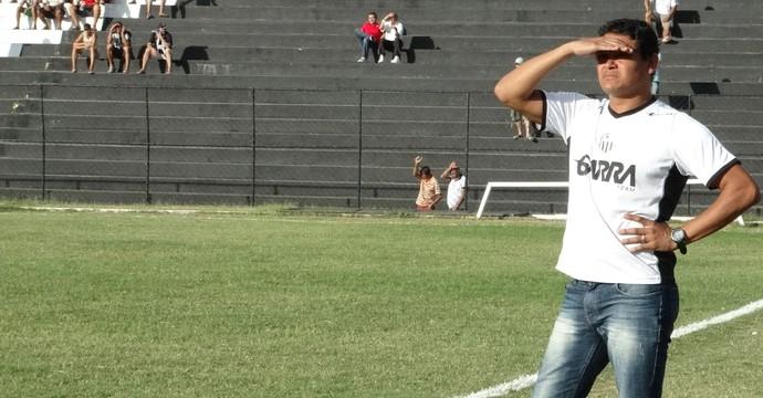 Humberto Santos (Foto: André Ráguine / GloboEsporte.com)