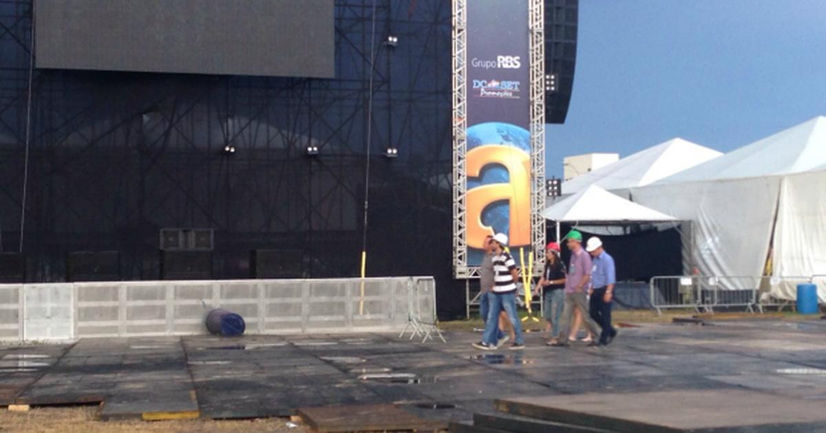 Planeta Atlântida terá aparelhos de segurança usados na Copa do ... - Globo.com