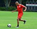 Carlinhos projeta retorno ao São Paulo antes de semifinal da Libertadores