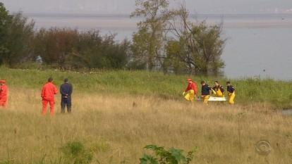 Corpo de mulher desaparecida em enxurrada é encontrado no Guaíba, em Porto Alegre