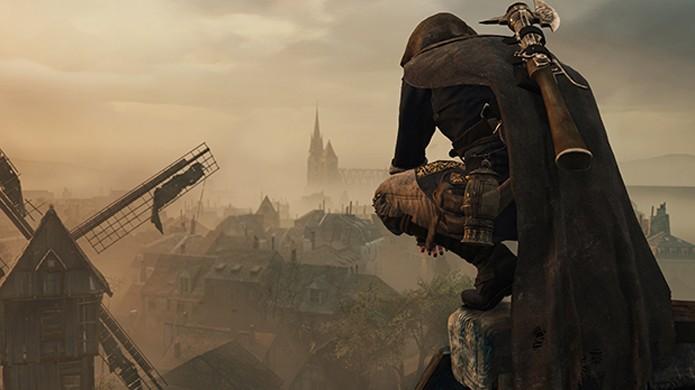 Arno está de volta para uma nova aventura no DLC Dead Kings de Assassins Creed: Unity (Foto: Divulgação)