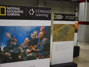 Exposição da National Geografic em São Pedro da Aldeia, RJ (Foto: Divulgação/Prefeitura de São Pedro da Aldeia)