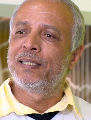 Gilberto Santos, supervisor do Rio Branco-ES (Foto: Reprodução/TV Gazeta)