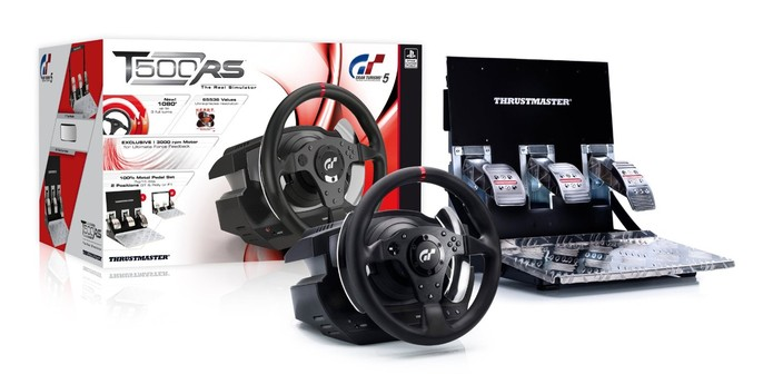 Thrustmaster T500 RS (Foto: Divulgação)