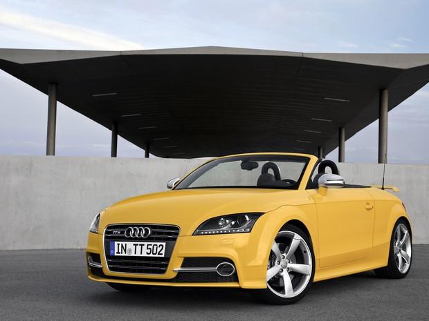 Audi lança edição especial TTS Competition  (Foto: Divulgação)