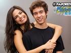 #PapoReto: Emanuelle Araújo e Guilherme Hamacek respondem o fandom Malhação