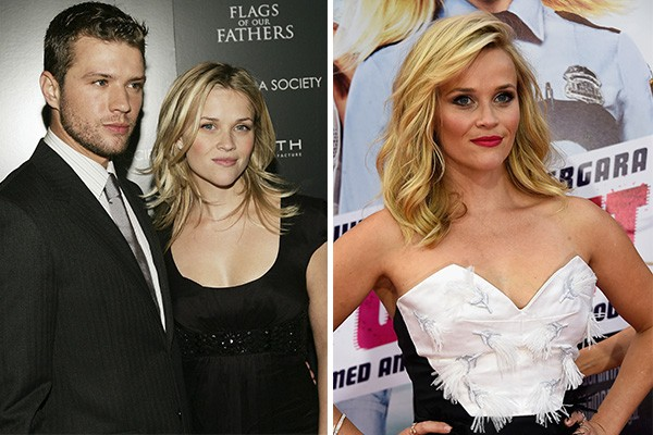 Reese Witherspoon e Ryan Phillippe  (Foto: Getty Images)