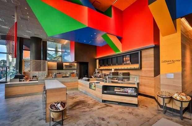Bar 2  (Foto: Starbucks/Divulgação)