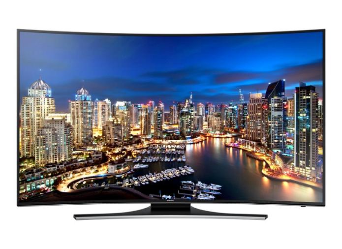 TV da Samsung tem 4K, mas não conta com 3D (Foto: Divulgação/Samsung)