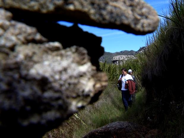 Parque Nacional do Itatiaia (Foto: Reprodução/TV Rio Sul)