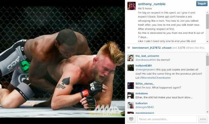 Anthony Johnson post