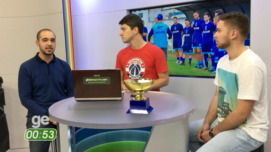 Toque Rápido #3: repórteres debatem o esporte na região da TV Vanguarda