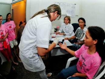 Durante mutirão, presas de Foz do Iguaçu farão exames de saúde (Foto: Conselho da Comunidade / Divulgação)
