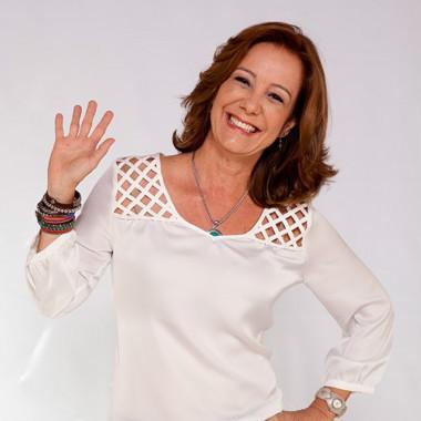 Sandra Freitas (Foto: Divulgação/ TV Gazeta)
