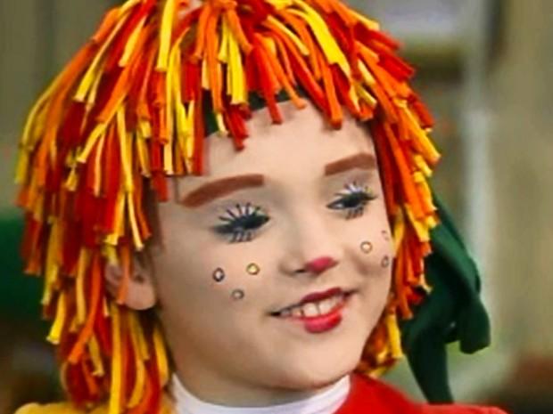 Maquiagem Infantil para festa Julina - Encanto Fotografia
