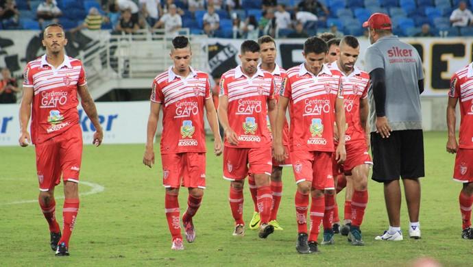 Potiguar de Mossoró x ABC (Foto: Fabiano de Oliveira/GloboEsporte.com)