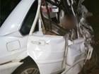 Cinco pessoas morrem após acidente em rodovia de MS, dizem bombeiros