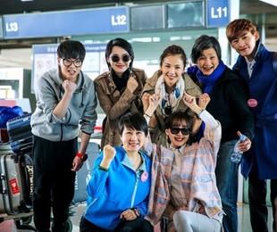 TV chinesa traz equipe para gravar 'Divas hit the road' no Rio (Reprodução)