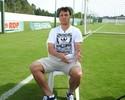 De Gladiador a professor: Kleber estuda para ser técnico de futebol