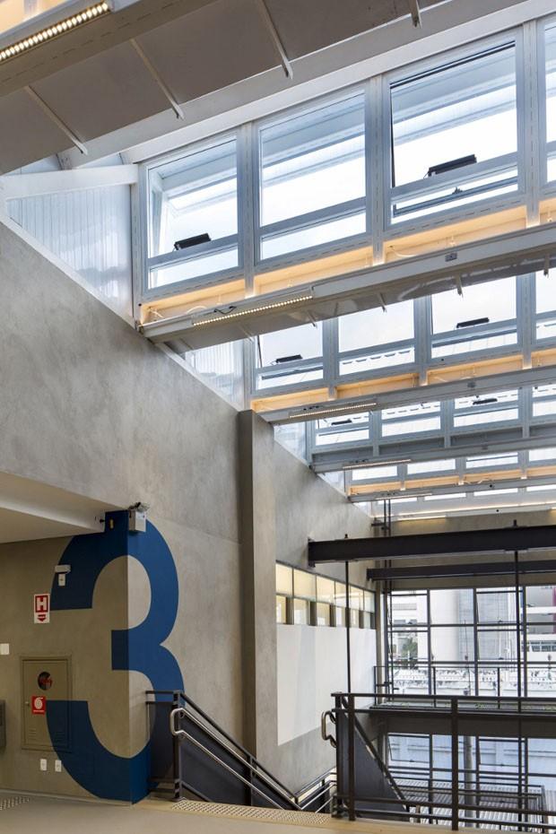 Fundação BradescoOsasco - SPBrasilprojeto saa - shieh arquitetos associados[designed by saa, brazil]photo: fernando stankuns, 2017 (Foto: Fernando Stankuns)