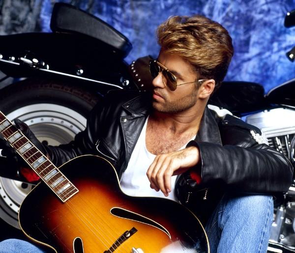 O cantor George Michael (Foto: Reprodução)