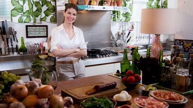 Rita Lobo ter nova temporada no programa 'Cozinha Prtica com Rita Lobo' (Foto: GNT / Charles-Naseh)