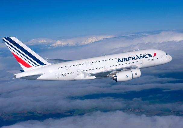 Air France (Foto: Divulgação)