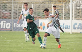 Luverdense vence Goiás e abre vantagem na Copa do Brasil Sub-20