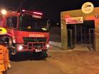 Alunos são transferidos após incêndio em escola em Rio Branco