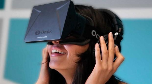 Tecnologia da Oculus permite conversas imersivas no mundo virtual (Foto: Divulgação)