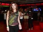 Cristiana Oliveira chega atrasada e perde show de Frejat: 'Uma pena'