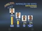 Ibope divulga primeira pesquisa de intenção de voto em Sertãozinho, SP