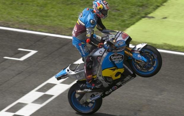 BLOG: Mundial de MotoGP - Casey Stoner (Ducati)  e Sam Lowes (Aprilia)  vão bem nos testes privados em Misano...