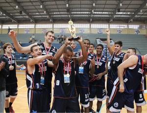 LSB vence pela 13ª vez os Jogos Regionais (Foto: Paulo Ochandio)