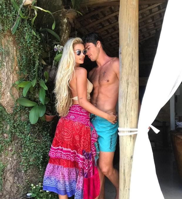 Yasmin e Evandro (Foto: Reprodução Instagram)