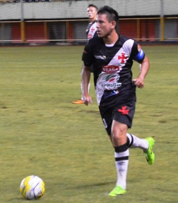 Daniego, meia Vasco-AC (Foto: Duaine Rodrigues)