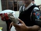 PM encontra porções de maconha em sutiã de jovem grávida no DF