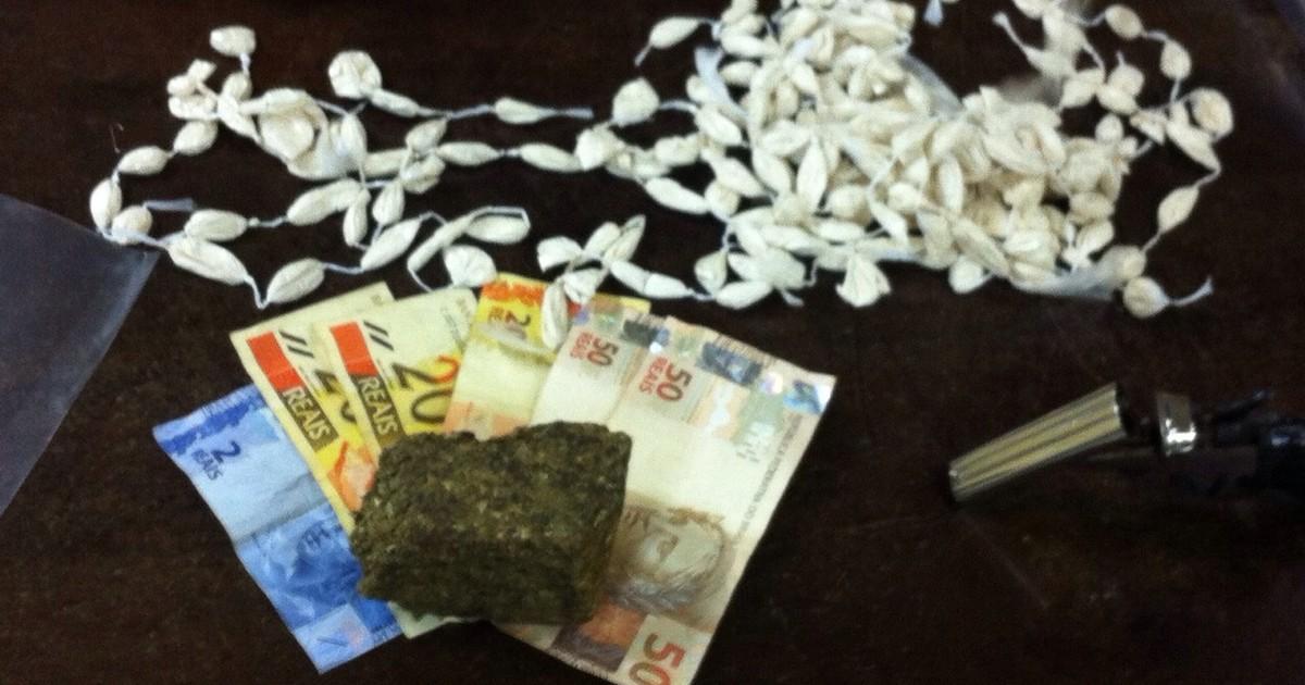 Operação termina com 11 prisões e apreensão de drogas em Américo - Globo.com