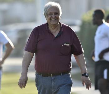 Modesto Roma, presidente do Santos (Foto: Ivan Storti / Divulgação Santos FC)