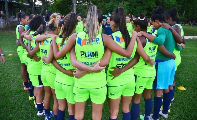 São José Futebol Feminino (Foto: Tião Martins/ PMSJC)