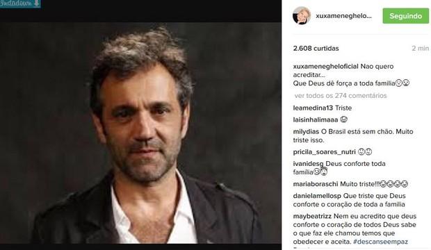 Xuxa (Foto: Instagram / Reprodução)