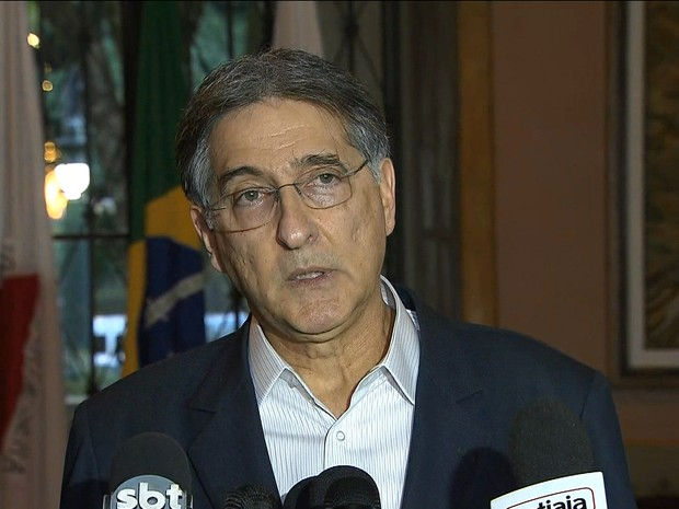 Fernando Pimentel, governador de Minas Gerais/GNews (Foto: Reprodução GloboNews)