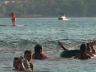 Bombeiros oferecem treinamento para frequentadores do Lago Paranoá