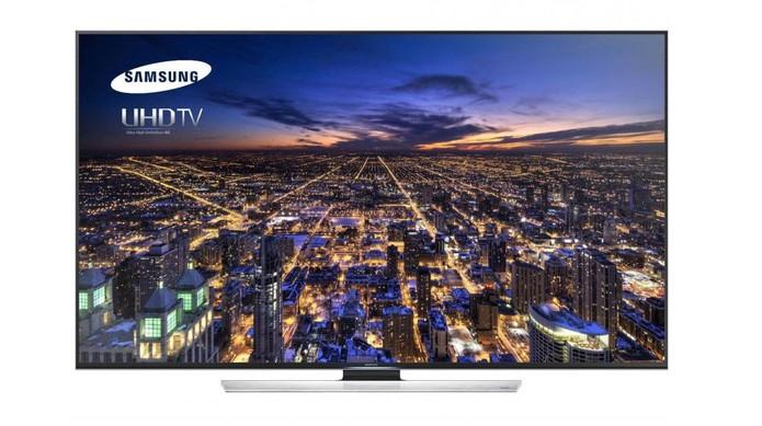 Samsung Smart TV 3D UN85HU8500 com resolução em Ultra HD 4k (Foto: Divulgação/Samsung)