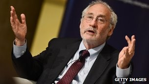 Para Joseph Stiglitz, crise demonstrou que as economias não se autocorrigem necessariamente (Foto: Getty Images)