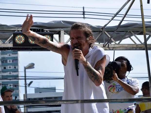 Saulo no Campo Grande (Foto: Sérgio Pedreira/Ag. Haack)